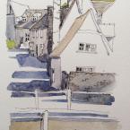 Essex village coloured