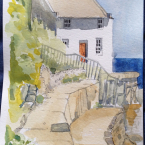 Lady palmers Cottage Runswick