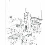 Malton market
