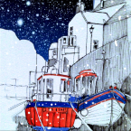 Snowy Staithes