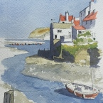 Staithes demo piece 29 June